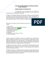 Diseño y Optimizacion Del Sistema Integral de Produccion Del Campo Gasifero Checado