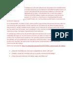 Definiciones sobre división del trabajo