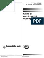 AWS D3.7_2004 Guide for Aluminum Hull Welding.pdf