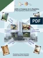 CONTRALORIA Informe de Gestión 2010 -2014-7777777777799