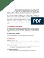 Diseño y Funciones de Los Puentes Trillizos