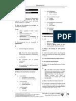 UST Golden Notes 2011 - Property and Prescription