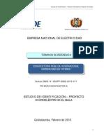Estudio Proyecto El Bala (Bolivia) - Ende