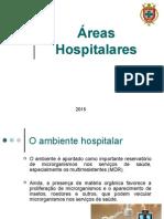 Áreas Hospitalares