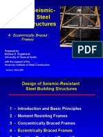 AISC Seismic Design-Module4-Eccentrically Braced Frames