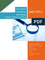 INFORME CORRUPCIÓN TRANSPARENCIALa Sociedad Civil Para La Transparencia y La Rendicion de Cuentas