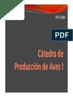 Instalaciones e Implementos en Reproductores