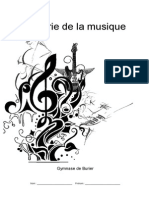 Theorie Musicale Burier