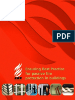 Best Practice Guide for Passive Fire Protection