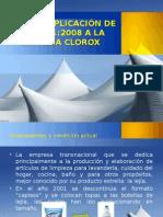ISO CLOROX