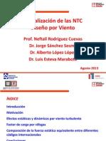 Actualizaciones Ntc Diseno Viento 2013