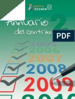 Annuario Del Contribuente 2009 - 2