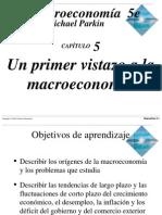 Un Primer Vistazo a La Macroeconomía