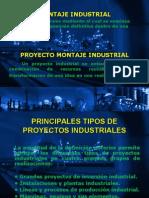 Proeyectos Industriales