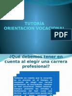 Orientacion Vocacional 2015