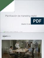 131209 Taller Marketing Digital Zoomlabs