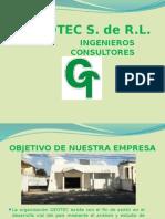 Brochure GEOTEC 2013