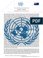 The United Nations Organisation
