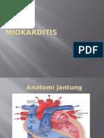 miokarditis