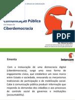 Produzindo Comunicação Pública Em Tempos de Ciberdemocracia