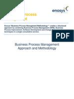 Enosys BPM Value Summary
