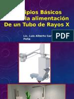 2° Clase - Conceptos Basicos Sobre la alimentacion del tubo de Rx