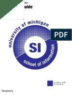 Homework 7 - SI Logo Style Guide