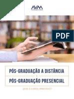 Ps-graduao a Distncia x Ps-graduao Presencial