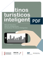 Manual operativo para destinos inteligentes