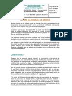 ISO 9001:2008 - MODULO 1