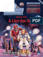 PR650 - A Liga Dos Sete (Amostra) - William Voltz - SSPG