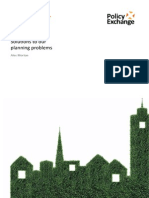 Cities for Growth Solutions to our planning problems