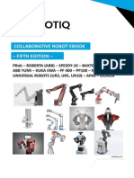 Review of Collaborative Robot Kuka Baxter Universal Robot Abb F