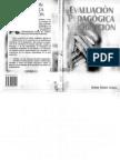 Evaluación Pedagogica y Cognición