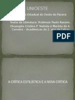 acrticaestilisticaeanovacritica-140729160524-phpapp01