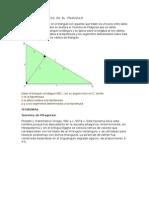 Relaciones Metricas en El Triangulo