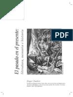 5.1 El Pasado en El Presente Literatura Memoria Historia