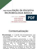 Apresentação Da Disciplina MICRO 0130