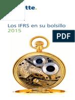 Los IFRS en Su Bolsillo 2015