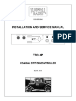 Tunwall Radio Manual TRC-1P 372011 Dielectric