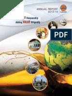 IOC Annual Report 2013-14