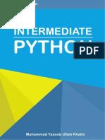 Intermediate Python Git Hu Bio