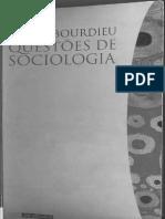 Questões de Sociologia
