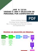 Clase 8a Psicologia Organizacional