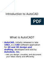 ECE 12 - Intro to Autocad