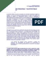 Arquitectura Regional y Sustentable