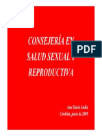 Unc Salud Sexual Reproductiva