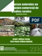 Los Recursos Naturales en La Valoracion Comercial de Predios Rurales