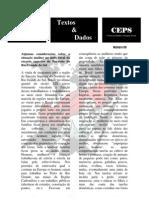 Textos e Dados 6