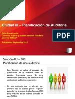 Unidad IV - Planificaciòn de una Auditoria.pdf